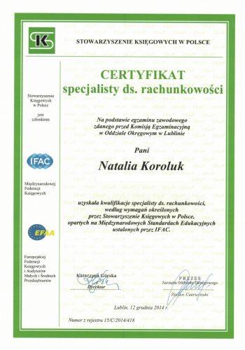 certyfikat1.0